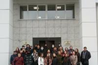 Будущие юристы посетили музей МВД