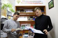 В библиотеке Чебоксарского Политеха - очередная выставка